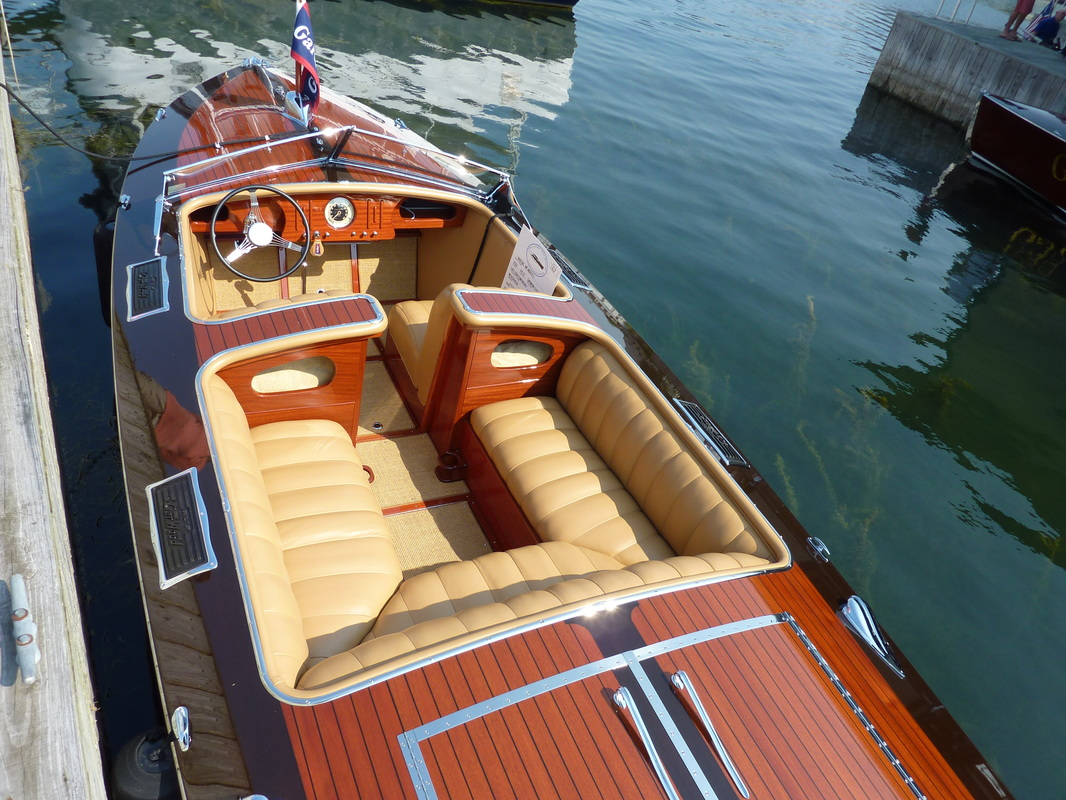 Custom Runabouts Gar Wood Custom Boats